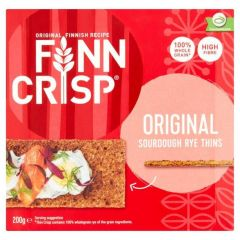Finn Crisp Original Rye Thins - 7 oz Box
