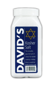 David's Kosher Salt 40 oz