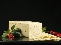 Boar's Head Pepper Jack Cheese - 1/2 pound sliced