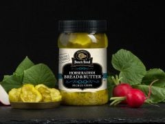 Boar's Head Horseradish Bread & Butter Pickle Chips