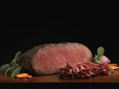 Boar's Head London Broil Top Round Roast Beef - 1/2 lb sliced