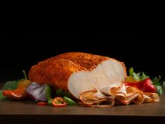 Boar's Head Bold Salsalito Turkey - 1/2 lb. Sliced