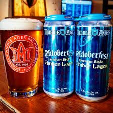 Middle Ages Oktoberfest - 4 Pack of Cans