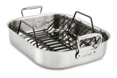 All Clad S/S Large Roti Roasting Pan
