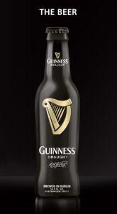 Guinness Draught / 12-pack bottles