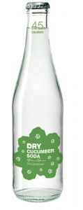 Dry Cucumber Soda 4Pk 48 oz