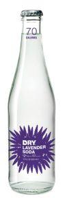 Dry Lavender Soda 4 PK 48 OZ