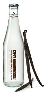 Dry Vanilla Bean Soda 4 PK 48 OZ