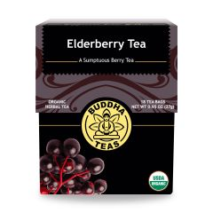 Buddha Elderberry Tea