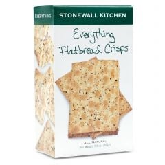 Stonewall Kitchen Everything Flatbread Crisps 5.8 oz