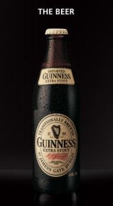 Guinness Extra Stout / 12-pack bottles