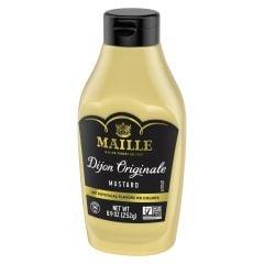 Maille Original Dijon Mustard 8.9 OZ Squeeze Bottle