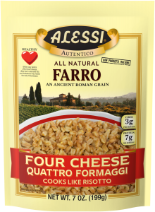 Alessi Four Cheese Farro