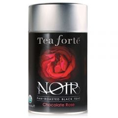 Tea Forte Noir Chocolate Rose Tea