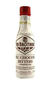 Fee Brothers Aztec Chocolate Bitters 4 OZ