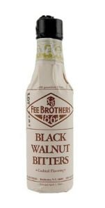 Fee Brothers Black Walnut Bitters 4 OZ