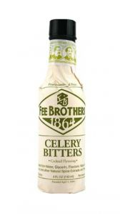 Fee Brothers Celery Bitters 4 oz