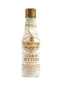 Fee Brothers Lemon Bitters 4 oz