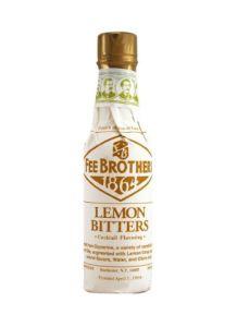 Fee Brothers Lemon Bitters 4 oz