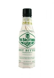 Fee Brothers Mint Bitters 4 OZ