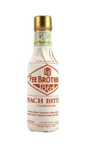 Fee Brothers Peach Bitters 4 oz