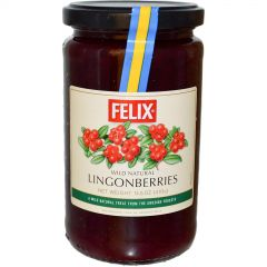 Felix Swedish Lingonberries 14 OZ