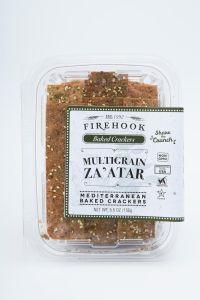 Firehook Za'atar Crackers