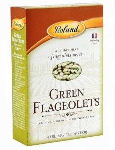 Roland Green Flageolets