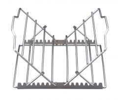 "Harold Imports 10""x 9.25"" Adjustable Roasting Rack"