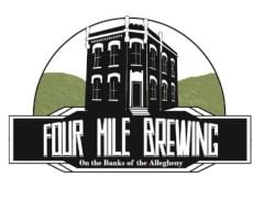 Four Mile Brewing Company Allegheny IPA / 6-pack cans