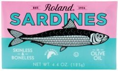 Roland Skinless & Boneless Sardines in Olive Oil