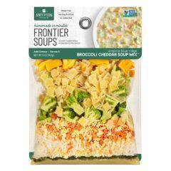 Frontier Virginia Blue Ridge Broccoli Cheddar Soup 5 oz Bag