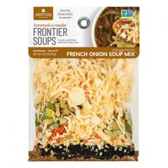 Frontier Chicago Bistro French Onion Soup 4.75 oz Bag