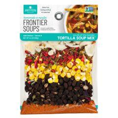 Frontier South of the Border Tortilla Soup 4.5 oz Bag