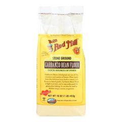 Bob's red Mill Stone Ground Garbanzo Bean Flour 16 oz Bag