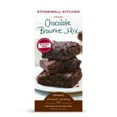 Stonewall Kitchen Gluten Free Chocolate Brownie Mix 18 oz