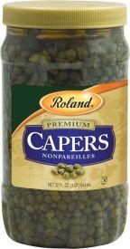 Roland Super Nonpareille Capers