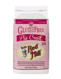 Bob's Red Mill Gluten Free Pie Crust 16 oz Bag