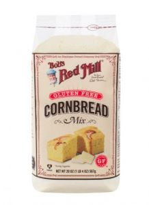 Bob's Red Mill Gluten Free Cornbread Mix 20 oz Bag