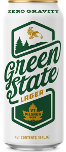 Zero Gravity Green State Lager / 4-pack cans