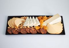 Guests Delight Meat and Cheese Tray (Serves 8-12)