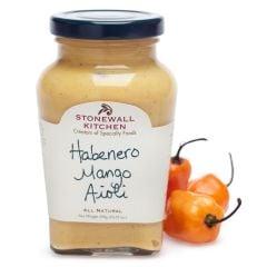 Stonewall Kitchen Habanero Mango Aioli 10.25 oz
