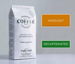 Decaf Hazelnut / 1 lb.