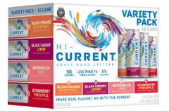 Hi Current Variety / 12-pack cans