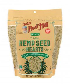 Bob's Red Mill Hump Seed Hearts 8 oz Bag