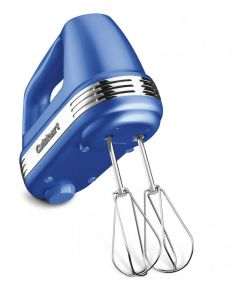 Cuisinart 5 Speed Hand Mixer Dark Blue