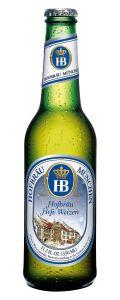 Hofbrau Hefe Weisse / 6-pack bottles