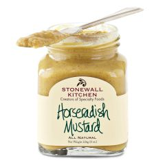 Stonewall Kitchen Horseradish Mustard 8 oz