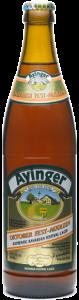 Ayinger Oktober Fest-Märzen / 4-pack bottle
