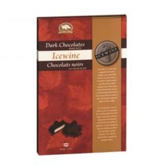 Canada True Ice Wine Dark Chocolates 4.2 oz